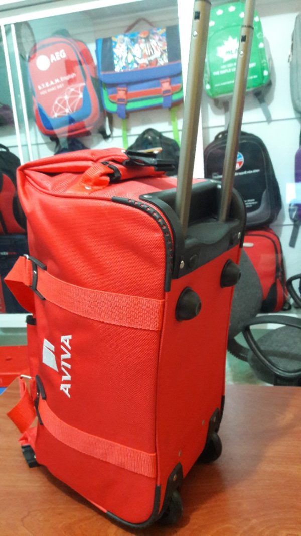 vali kéo vải du lịch