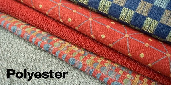 May balo dây rút bằng vải Polyester