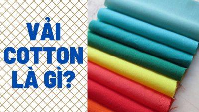 May balo dây rút bằng vải cotton tự nhiên
